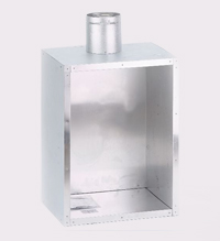 Gas Fire Flue Boxes