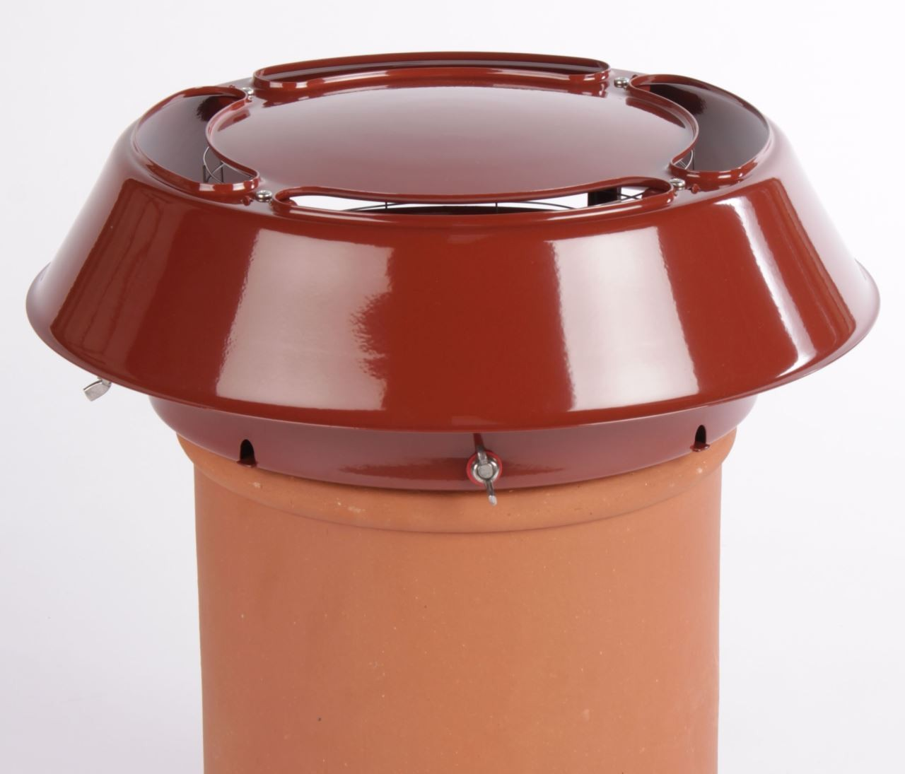 Colt Trade Cowl Chimney Cowls Anti Downdraught Bird