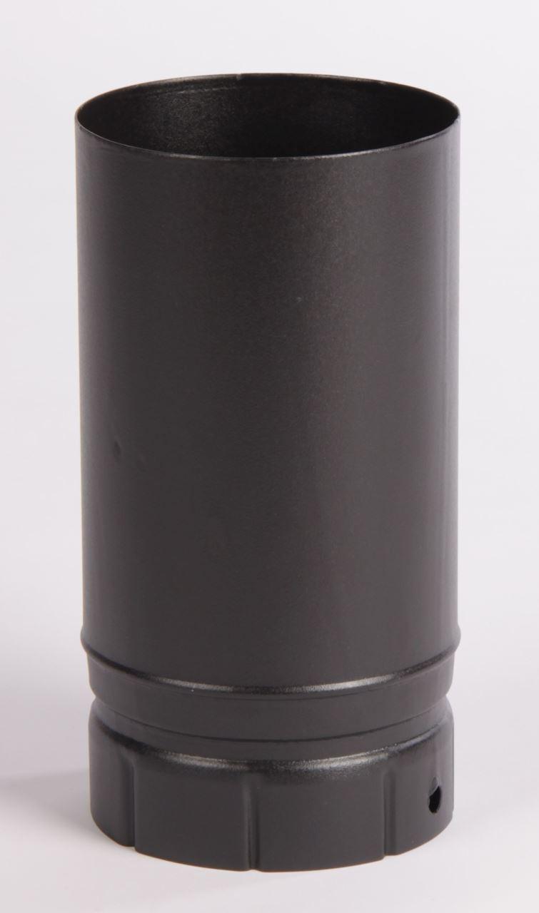 Vitreous Enamel Stove Pipe Black Flue Pipe Wood Stove