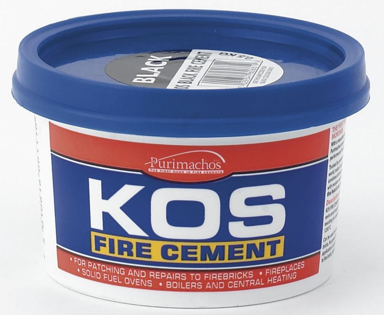 Small Fire Cement tub