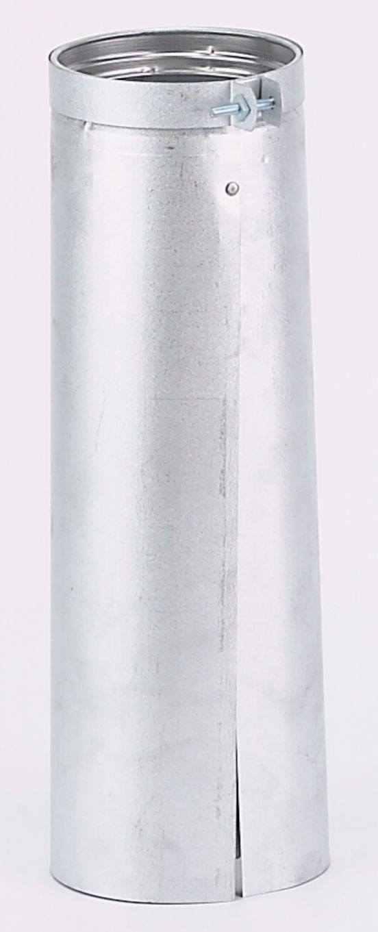 Gas Flue 450mm adjustable