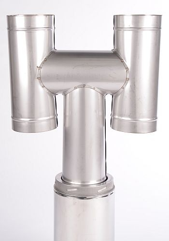 H Cowl Anti Down Draught Cowls Chimney Cowls Uk