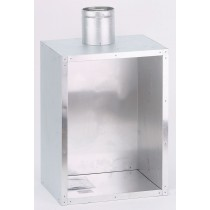 Recessed Flue box